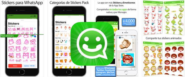 Quali sono i migliori pacchetti di adesivi per WhatsApp Messenger da scaricare gratuitamente su iOS? 2019 4