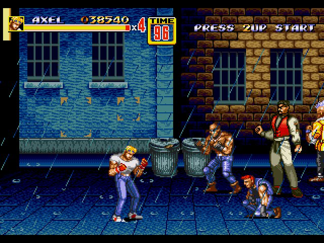 Scarica Street of Rage 2 per Android [Street Fighting Game] 3