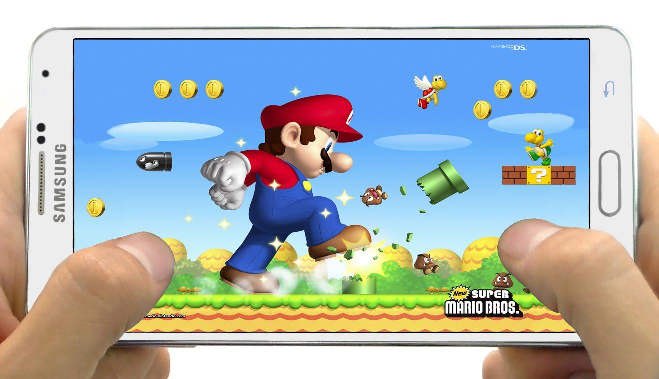 Scarica Super Mario Bros per Android 1