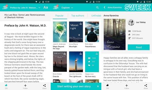 Quali sono le pagine migliori per scaricare libri digitali, ePub, eBook o PDF? Elenco 2019 7