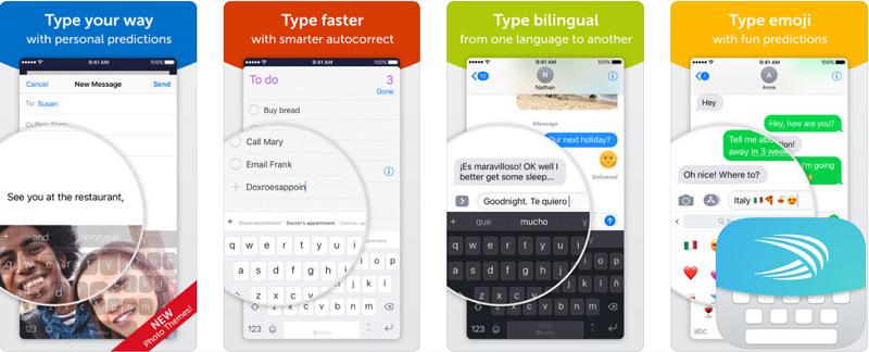 Quali sono le migliori app per tastiera per iPhone e iPad gratuitamente ea pagamento? Elenco 2019 10