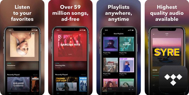 Quali sono le migliori applicazioni per scaricare musica MP3 gratuita per iPhone e iPad? Elenco 2019 8