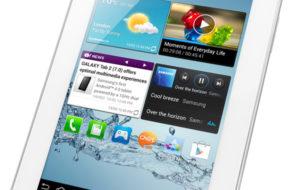 Come formattare o ripristinare le impostazioni di fabbrica di un tablet Samsung Tab 2? 30