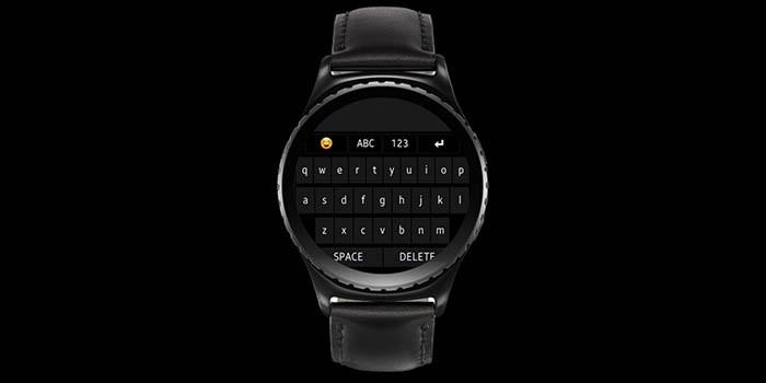 Come scaricare la tastiera per Samsung Gear S2 1