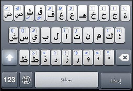 Tastiera araba ▷ Come impostare la tastiera mobile in arabo 1