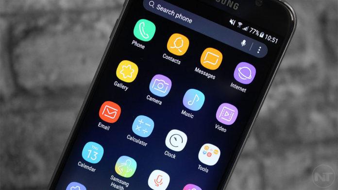 Come avere il tema Galaxy S8 e gli sfondi su qualsiasi telefono cellulare 1