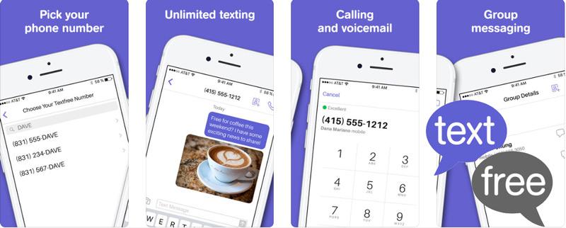Quali sono le migliori applicazioni per inviare SMS gratis su Android o iPhone? Elenco 2019 8
