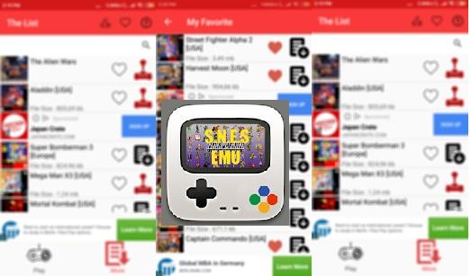 Quali sono i migliori emulatori Super Nintendo SNES per Android? Elenco 2019 20