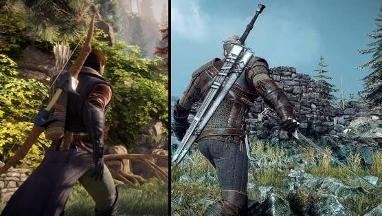The Witcher 3 vs Dragon Age Inquisition Quale è meglio? 1