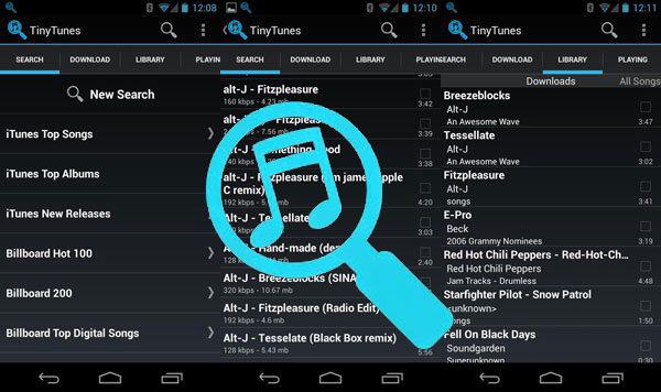 Quali sono le migliori applicazioni per scaricare musica MP3 gratuita su telefoni Android? Elenco 2019 9