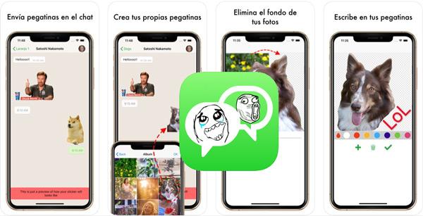 Quali sono i migliori pacchetti di adesivi per WhatsApp Messenger da scaricare gratuitamente su iOS? 2019 5