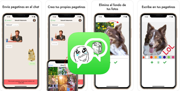 Quali sono i migliori pacchetti di adesivi per WhatsApp Messenger da scaricare gratuitamente su iOS? 2019 16