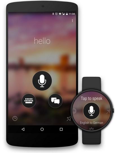 Le migliori app Android del traduttore inglese spagnolo 1