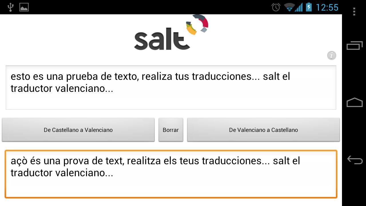 Come avere un traduttore valenciano su cellulare? 1