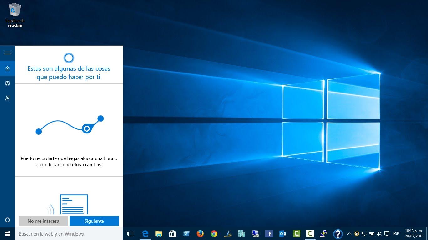 I migliori segreti di Cortana in Windows 10 1