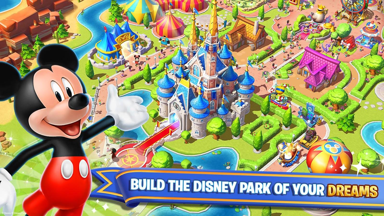 Trucchi per Disney Magic Kingdoms 1