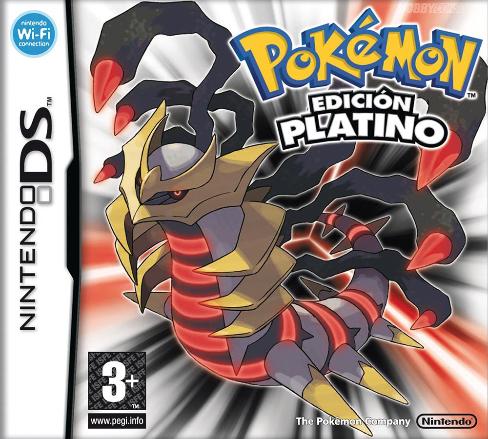 Trucchi Pokemon Platino per DraStic 1