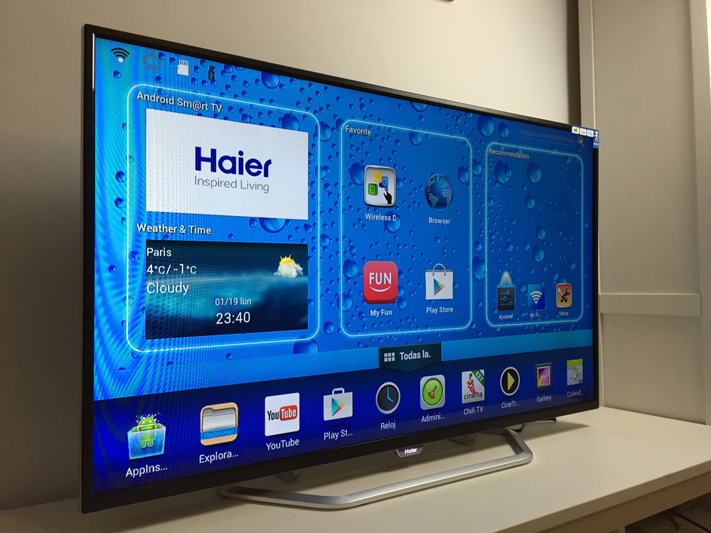 I migliori trucchi per una Smart TV Haier 1