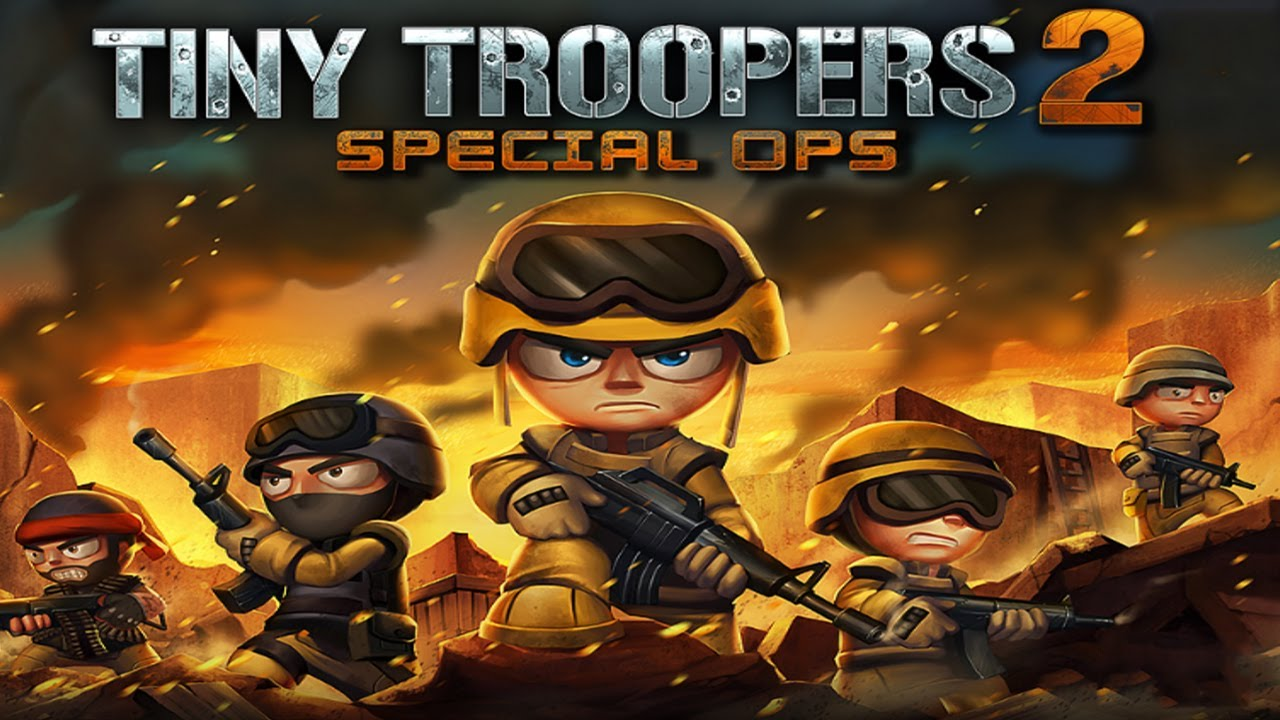 Tiny Troopers 2 trucchi 1