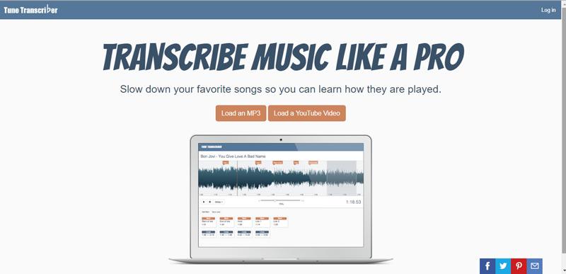 Quali sono i migliori programmi e app per accelerare o rallentare la velocità di un brano? Elenco 2019 9
