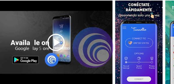 Quali sono le migliori applicazioni VPN gratuite per dispositivi Android e iOS? Elenco 2019 1