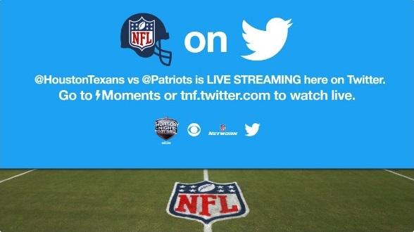 Twitter, un nuovo canale per guardare i nostri sport preferiti 1