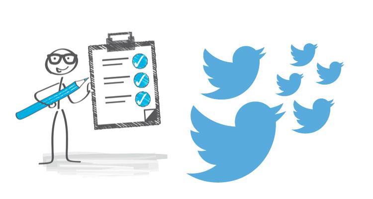 Come creare un sondaggio Twitter su Android 1
