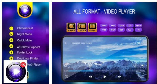 Quali sono le migliori applicazioni per guardare e riprodurre video su iPhone e iPad in tutti i formati? Elenco 2019 10