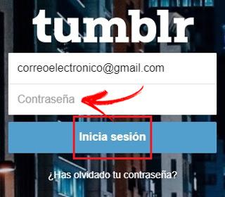 Come accedere a Tumblr in spagnolo in modo facile e veloce? Guida passo passo 4