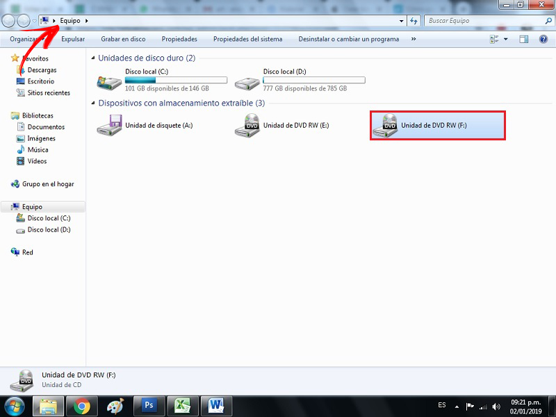 Come masterizzare su CD o DVD tutti i tipi di file, programmi o musica MP3 su Windows o Mac? Guida passo passo 1