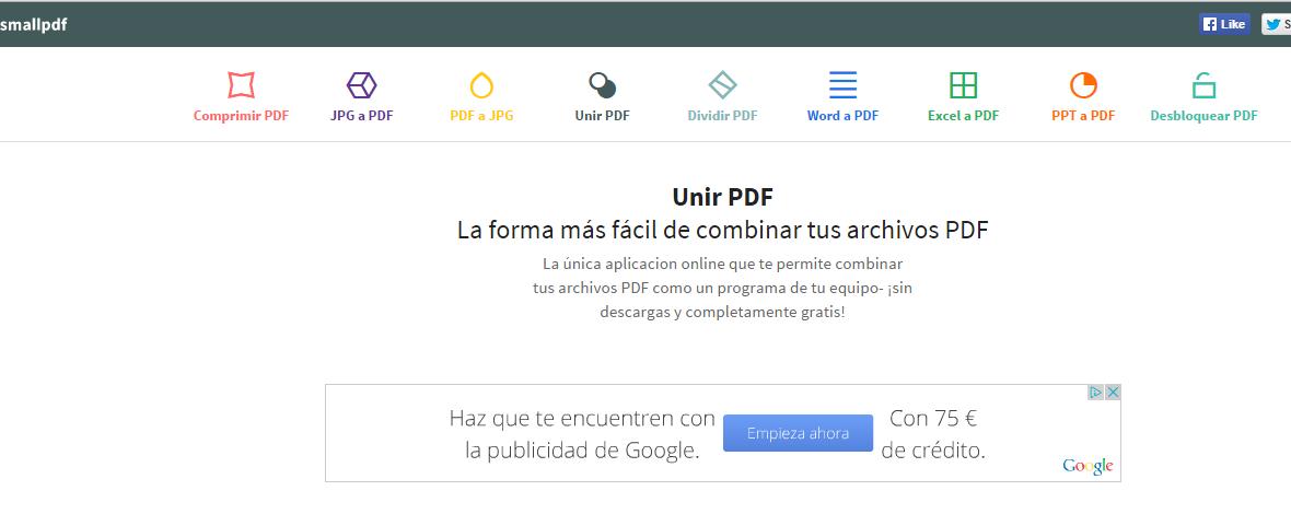 Come unire più file PDF in un unico documento? 2