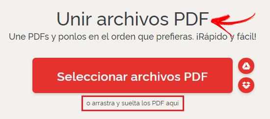 Come modificare i documenti PDF online con iLovePDF? Guida passo passo 4