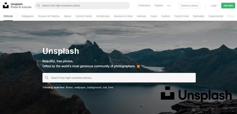 Quali sono i migliori siti Web per scaricare foto gratuite? Elenco 2019 6