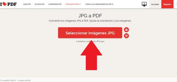 Come convertire immagini JPG in file in formato PDF? Guida passo passo 9