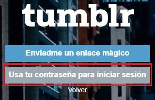 Come accedere a Tumblr in spagnolo in modo facile e veloce? Guida passo passo 3