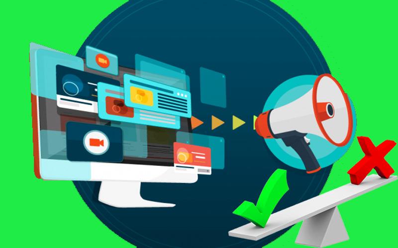 Pubblicità su Internet Cos'è, come funziona e quali tipi ci sono? 1