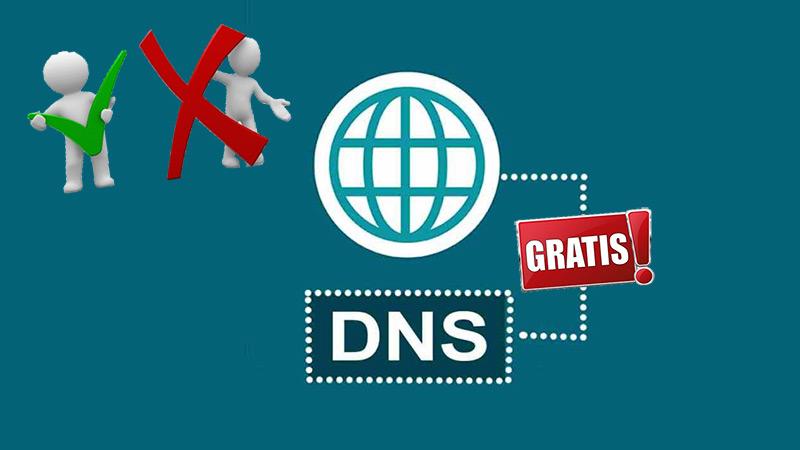 Quali sono i migliori server DNS gratuiti e pubblici da utilizzare sul nostro computer? Elenco 2019 3