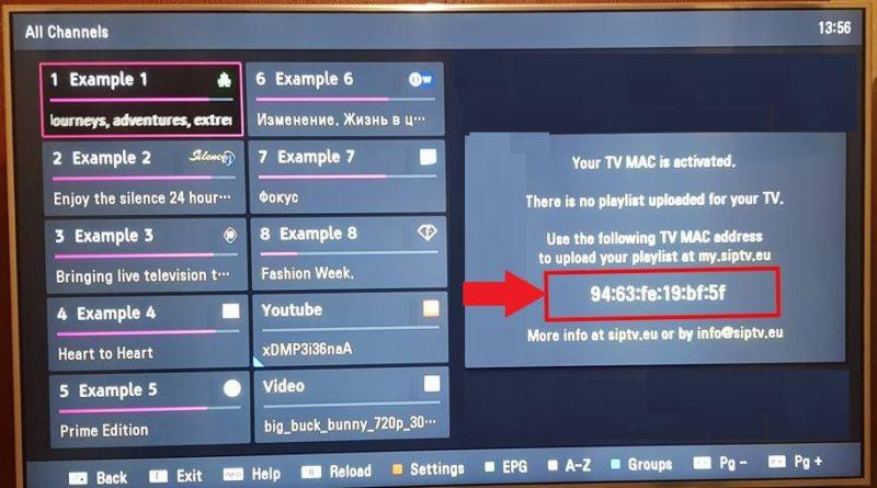 Come configurare Smart IPTV su qualsiasi TV per guardare gli elenchi m3u? Guida passo passo 1
