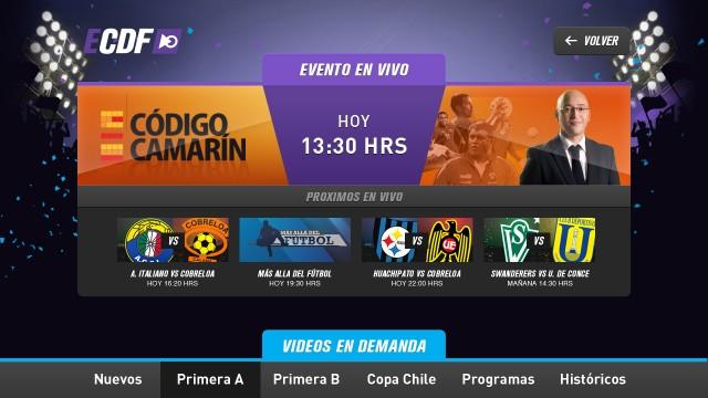 Come guardare CDF Stadium gratuitamente su Android 1
