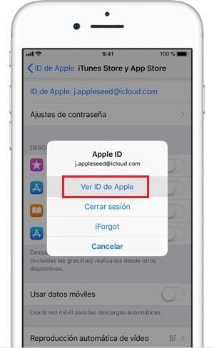 Come accedere con il mio ID Apple in spagnolo facile e veloce? Guida passo passo 8