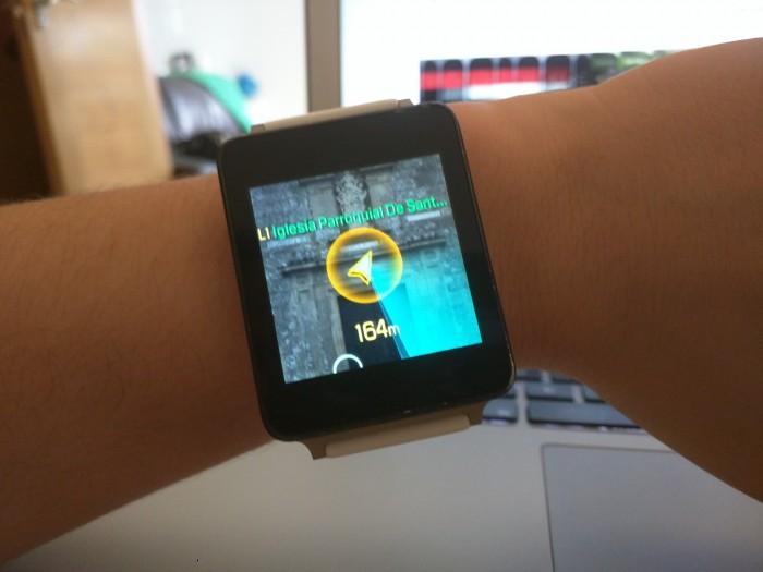 Guarda le Poképaradas sullo Smartwatch 1