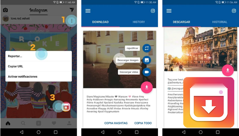 Come scaricare video, storie e foto da Instagram? Guida passo passo 7
