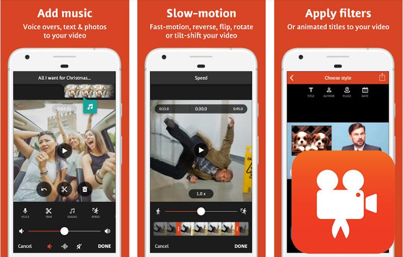 Quali sono le migliori applicazioni per accelerare i video su Android e iPhone? Elenco 2019 1