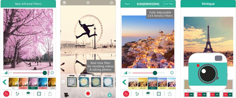 Quali sono le migliori applicazioni per modificare foto come Tumblr gratuitamente? Elenco 2019 17