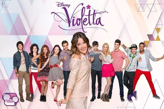 Come scaricare video Violetta per il tuo cellulare Android 1