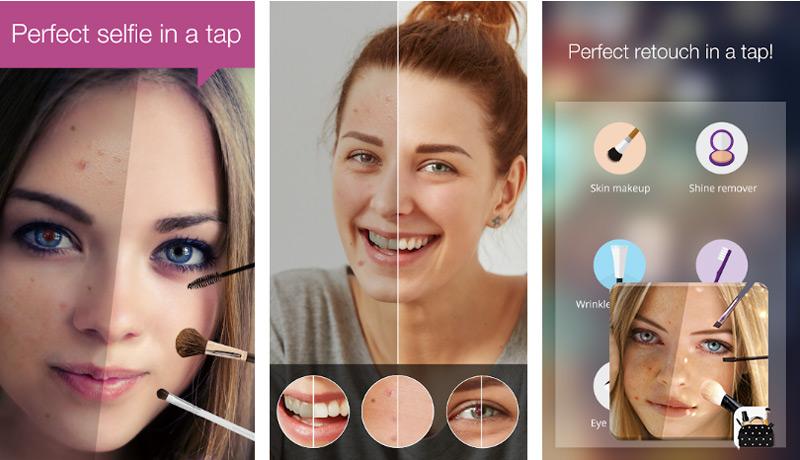 Quali sono le migliori applicazioni per riparare foto gratis come un professionista su Android e iOS? Elenco 2019 6