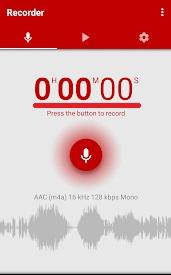 Quali sono le migliori app per registrare memo audio o vocali su telefoni Android? Elenco 2019 11
