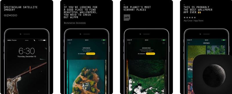 Quali sono le migliori applicazioni per utilizzare sfondi animati sul tuo dispositivo mobile Android e iOS? Elenco 2019 14