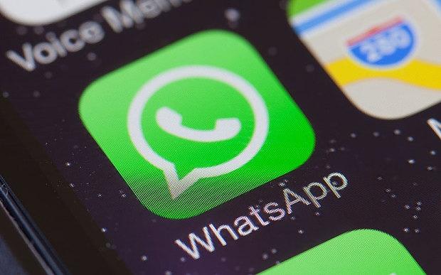 Cambia dizionario WhatsApp 1