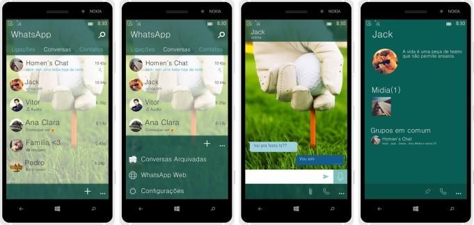WhatsApp per Windows 10 Mobile è ora disponibile 1